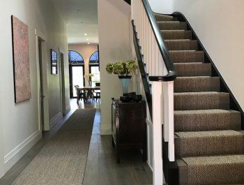 Glen Iris house [Leopard Sisal]