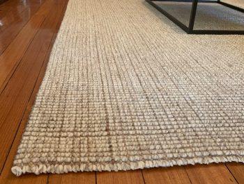 Hawthorn house [Oratan jute:wool mix rug]