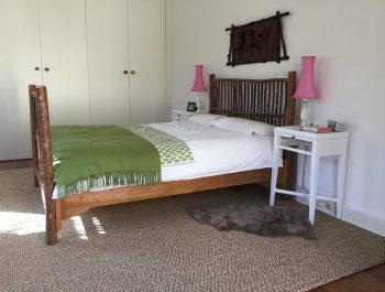 South Yarra house [Jubilee Sisal rug with folded edges]