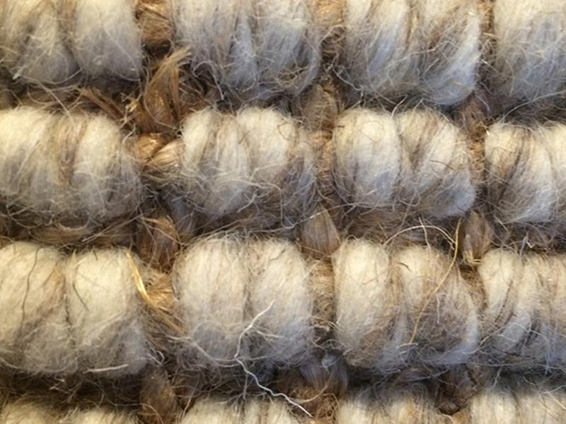 Oratan Wool/Jute Mix